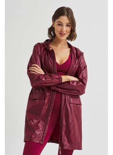 Penti Kadın Long Yağmurluk PHSSPXHF20SK Renkli
